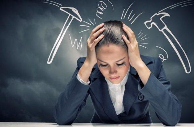 Как одна точка на теле способна избавить от стресса, побороть страх, снять усталость и напряжённость