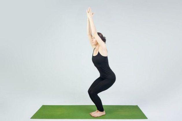 Идеальная фигура не за горами - 1 простое упражнение «Всадник» отлично избавляет от лишнего жира