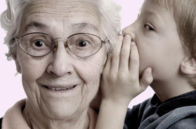 Дети, растущие с бабушкой и дедушкой счастливее, умнее и воспитаннее. Доказано наукой!