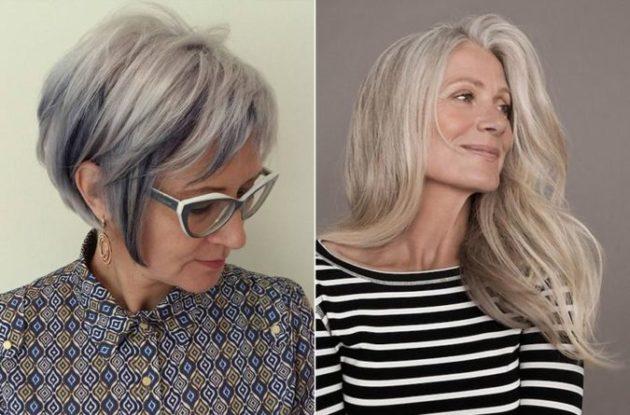 Краска и уход тут не помогут: почему женщины с длинными волосами в возрасте плохо выглядят