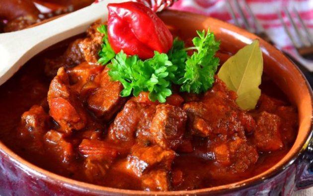 Левеш: невероятно вкусный венгерский гуляш! Восторг от этого блюда неизбежен!