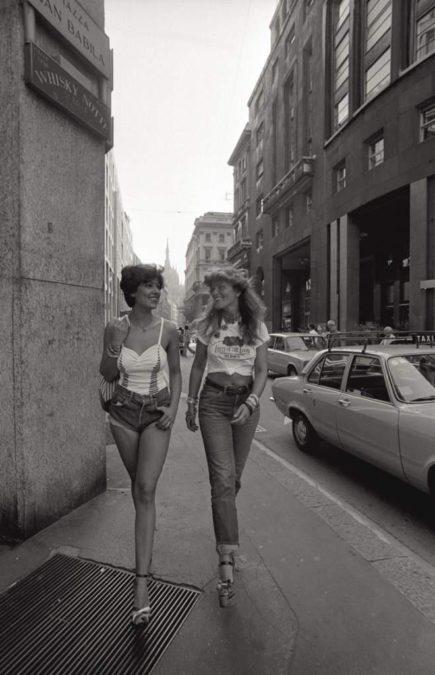 20 исторических снимков, в полной мере демонстрирующие провокационность моды в прошлом