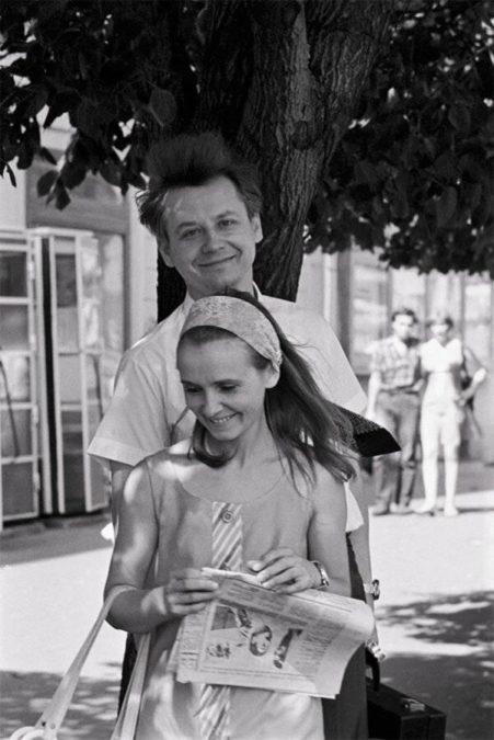 14 редких жизненных фотографий советских знаменитостей. Для меня они всегда будут такими, как на этих фото...