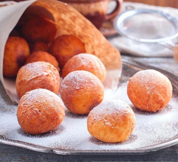 4 ингредиента и 20 минут - вот и всё что нужно, чтобы приготовить идеальную вкуснейшую сладость!